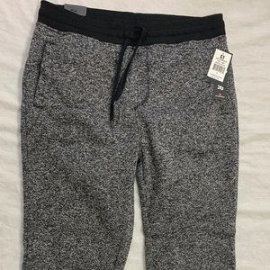 NWT SOUTHPOLE MENS SWEAT FLEECE JOGGERS SKINNY L